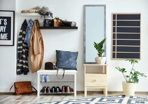 ✨ 9 IDEAS DE DECORACION PARA TU RECIBIDOR