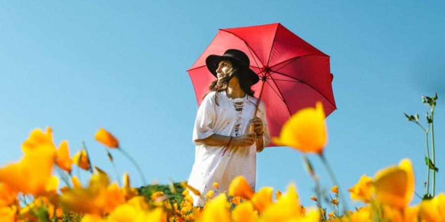 ✅ Por Que y Cuando Usar Paraguas para Protegerte del Sol