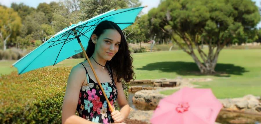 ✨ importancia de paraguas de sol
